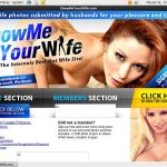 Show Me Your Wife Dvd