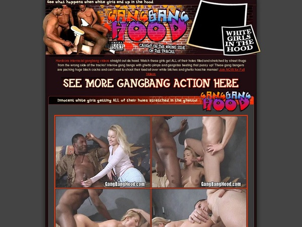 Gang Bang Hood Valid Account